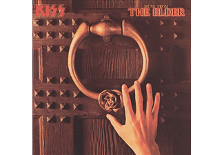 Kiss - Music From The Elder (CD)