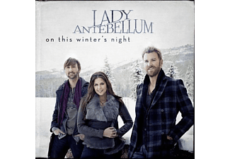 Lady Antebellum - On This Winter S Night (CD)