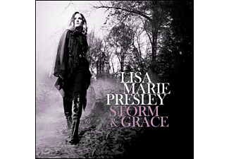Lisa Marie Presley - Storm & Grace (CD)