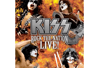 Kiss - Rock The Nation (DVD)