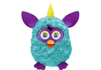 hasbro furby cool edition t rkis lila a4034100. Black Bedroom Furniture Sets. Home Design Ideas