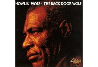 Howlin' Wolf - The Back Door Wolf (CD)