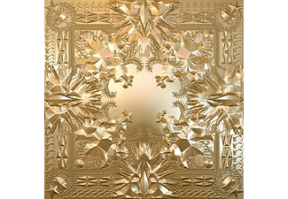 Kanye West & Jay-Z - Watch The Throne (CD)