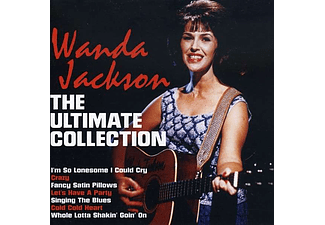Wanda Jackson - The Ultimate Collection (CD)