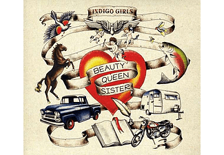 Indigo Girls - Beauty Queen Sister (CD)