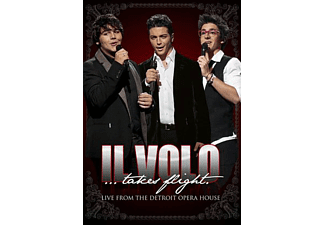 Il Volo - Il Volo...Takes Flight (DVD)