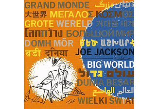 Joe Jackson - Big World (CD)