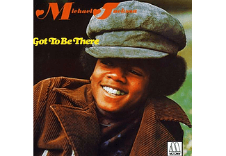 Michael Jackson - Got To Be There (CD)