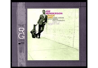 Joe - Quintet Henderson - Page One ('99 Dig.Remastered) (CD)