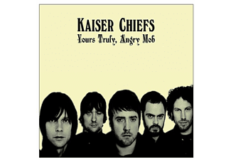 Kaiser Chiefs - Yours Truly, Angry Mob (CD)