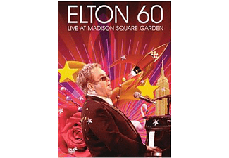 Elton John - Elton 60 - Live At Madison Square Garden (DVD)