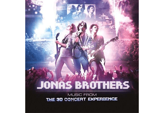 Jonas Brothers - Music From The 3 D Concert Experience (CD)