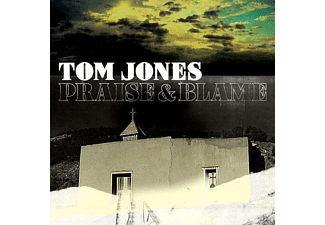Tom Jones - Praise & Blame (CD)