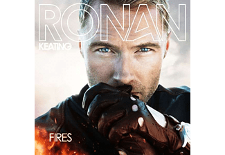 Ronan Keating - Fires (CD)