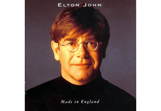 Elton John - Made In England (CD)