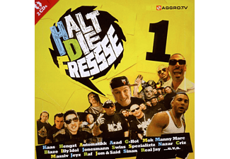 Various - Halt die Fresse Nr.1 - (CD)