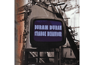 Duran Duran - Strange Behaviour [CD]