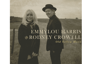 Emmylou Harris & Rodney Crowell - Old Yellow Moon [CD]