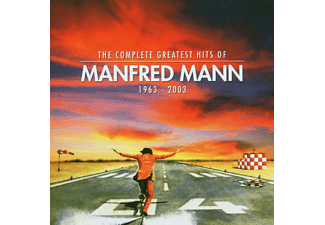 Manfred Mann - Complete Greatest Hits 63-03 - (CD)