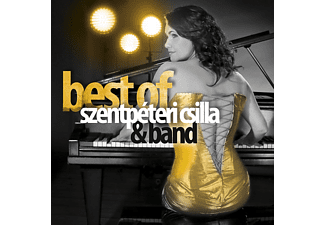 Szentpéteri Csilla & Band - Best Of (CD)