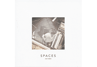 Nils Frahm - Spaces [CD]