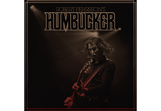 Robert Pehrsson - Robert Pehrsson's Humbucker [CD]