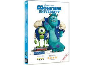 Monsters University Animation / Tecknat DVD