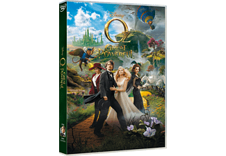 Oz The Great and Powerful Äventyr DVD