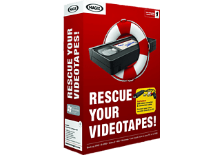 MAGIX Rescue your video tapes V7