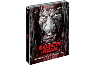 Machete Kills Steelbook | Blu-ray
