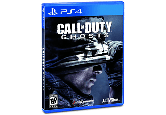 ARAL Call of Duty: Ghosts PS4