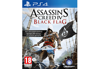 ARAL Assassin's Creed IV Black Flag PS4