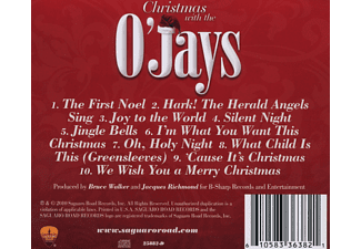 The O'Jays - Christmas With The O'jays [CD]
