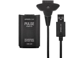SPEEDLINK Pulse Power Kit Zwart