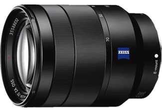 SONY Carl Zeiss Vario-Tessar® T* FE 24–70mm F4 ZA OSS SEL2470Z Standardzoom für Sony E-Mount , 35 mm - 105 mm , f/4