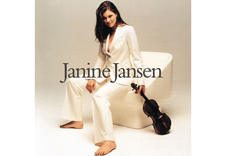 Janine Jansen - Violin Favorites [CD]