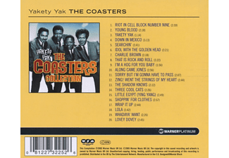 The Coasters - Yakety Yak/Platinum Collection [CD]