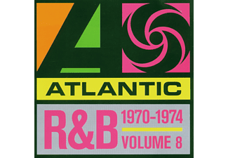 Various - Atlantic R&B Vol.8 1970-1974 [CD]