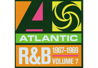 Various - ATLANTIC R [CD]