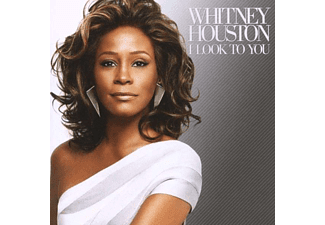Whitney Houston - I Look To You (CD)