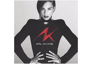 Alicia Keys - Girl On Fire (CD)