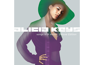 Alicia Keys - Songs In A Minor - 10th Anniversary Deluxe Edition (CD)