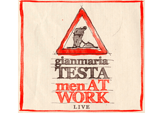 Gianmaria Testa - Men At Work-Live - (CD + DVD Video)