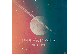 Paper & Places - No Home [CD]