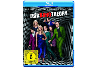 The Big Bang Theory - Staffel 6 [Blu-ray + DVD]