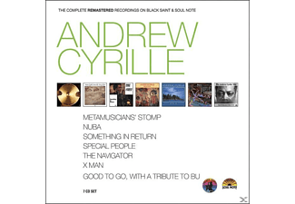 Andrew Cyrille - Andrew Cyrille - (CD)