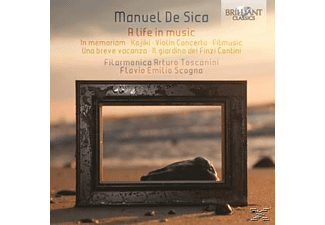 Filarmonica Arturo Toscanini, VARIOUS - A Life In Music - (CD)