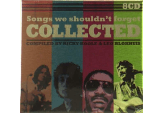 Songs We Shouldn't Forget - Collected | CD