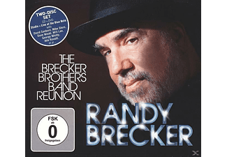 Brecker Randy - The Brecker Brothers Band Reunion - (CD + DVD Video)
