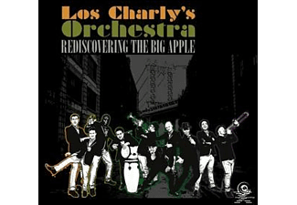 Los Charly's Orchestra - Rediscovering The Big Apple - (CD)
